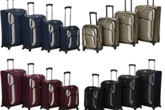 Rockland Luggage Impact Spinner